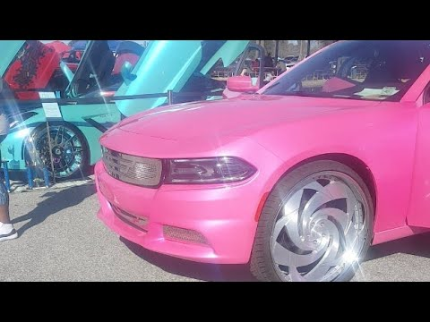 (Live video) Spring Bling Car Show - Trenton,SC