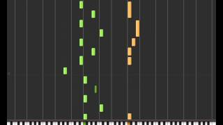 Calvin Harris - Ready For The Weekend【Synthesia】