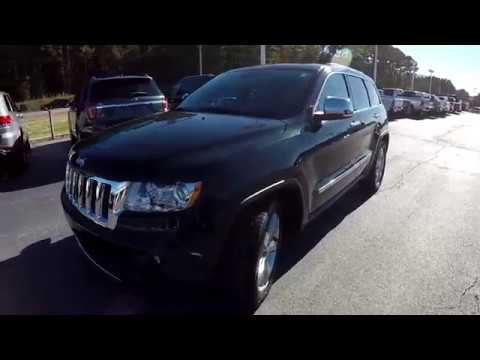 Walkaround Review of 2013 Jeep Grand Cherokee R01095
