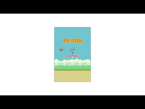Flappy Bird #1 - HTML5 Game Programming Tutorial [javascript]