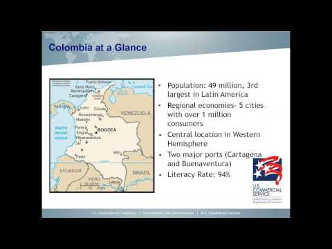Auto Care Business Opportunities in Colombia - Trade Mission Webinar