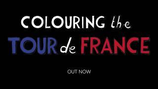 Colouring the Tour de France...