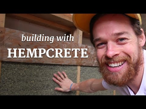 HEMPCRETE - the Ultimate Sustainable Building Material