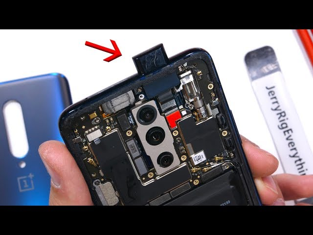 Totally CLEAR OnePlus 7 Pro! - Hidden Front Camera Revealed!