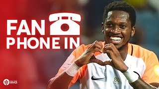 Di Marzio: Fred Fee Agreed! Manchester United Fan Phone In!