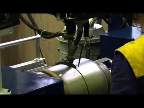 Repkon LPG Cylinder Welding Machines