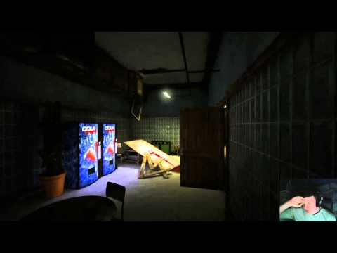 Lets Play Outlast (from stream!) Part 1 - Scary SCARY intro...