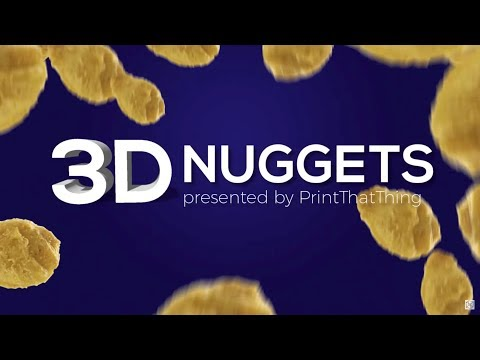 3D Printing - Organs, Optics, & PVC - 3D Nuggets