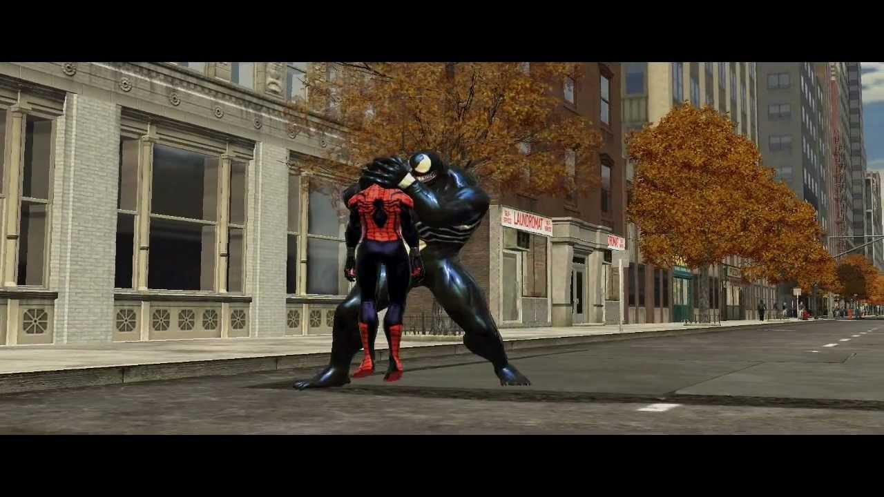Spider-Man: Web of Shadows Walkthrough - Black Suit - Part ...