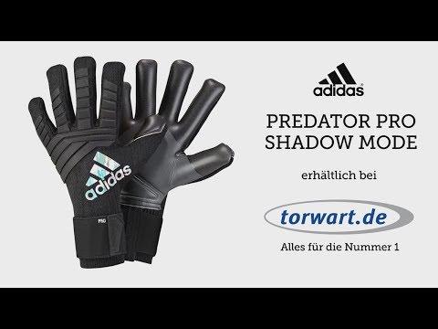 Adidas Predator Pro Shadow Mode   Torwarthandschuhe