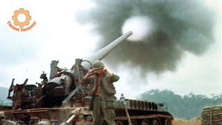 Американская САУ M107 - дальнобойный рабочий холодной войны