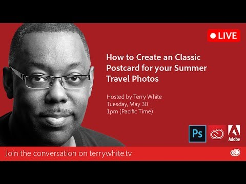 How to Create a Classic Postcard for Your Summer Travel Phot
