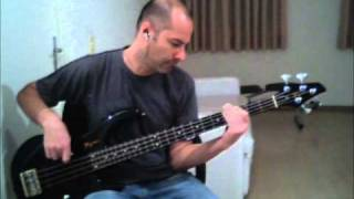Everything About You - Ugly Kid Joe Cover - Bass Play Along - Baixo