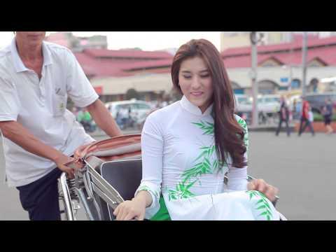 Gangnam Style - (PSY Cover) - Don Nguyen Nhảy tại Chợ Bến Thành