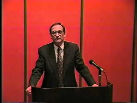 Simpson 1999 lecture 1: Ralph Richardson