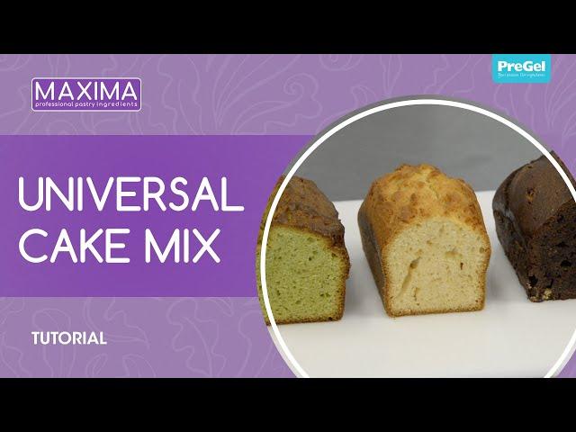 PreGel Maxima Universal Cake