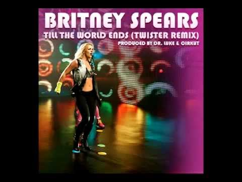 Free download lagu Mp3 Britney Spears - Till The World Ends (Twister Remix) [AUDIO] - ZingLagu.Com