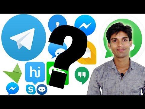 First Indian Messaging Apps   Indian Messenger   असली स्वदेशी