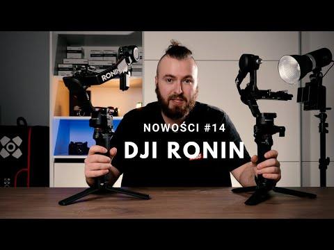 Nowości w Notopstryk #14 Stabilizatory DJI Ronin SC2/S2, Karty Angelbird, EPSON P900, Lampa Godox