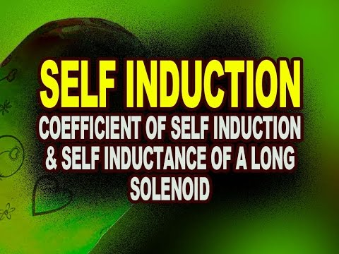 si unit of self induction