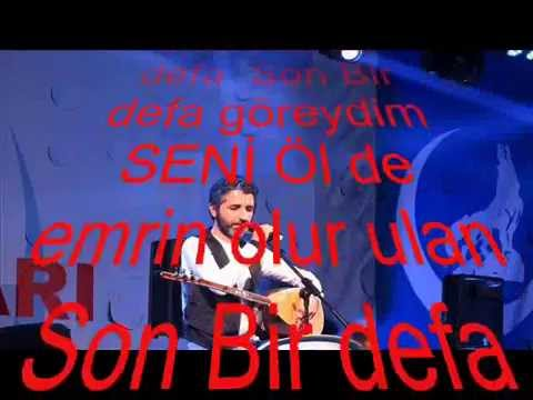 Ali Kınık = SON BİR DEFA 2014