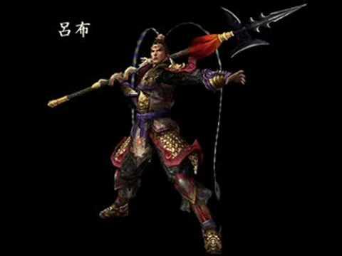 Warriors Orochi - Lu Bu Theme