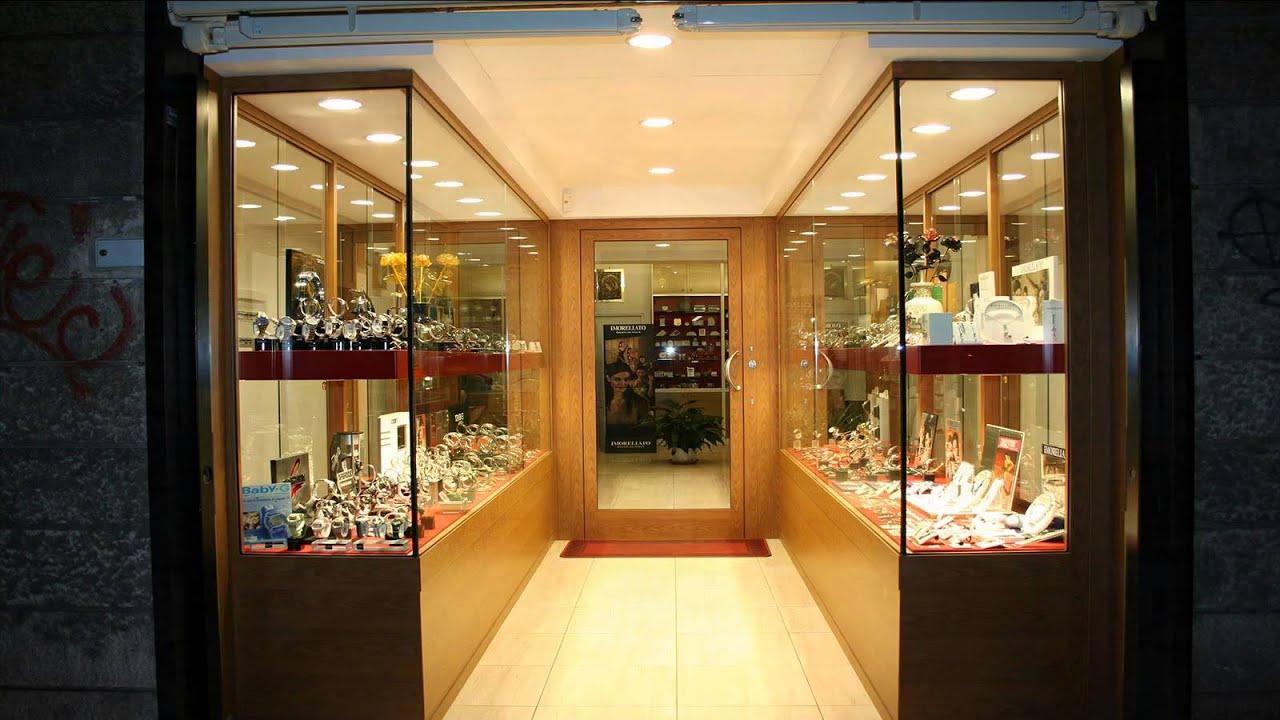 arredamento orologeria gioielleria ekip arredamenti per