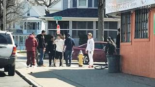 Springfield Ma. arguement gets out of control