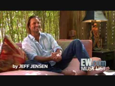 ENTREVISTA COM JOSH HOLLOWAY NA EW PART 1 E 2