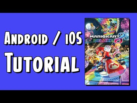 Mario Kart 8 Deluxe Android And IOS Download (How To)