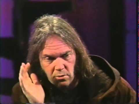Neil Young Interview with Tim Roth 1992