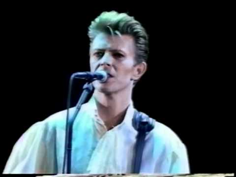 DAVID BOWIE - SOUND AND VISION - LIVE TOKYO 1990