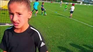 #GÜNLÜK VLOG 05# bol koşturmalı bir gün    kızımda futbolcu oldu    1 saatte yemek yetişirmi !!!!