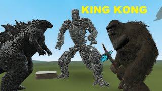 NEW KING KONG NPC - GMOD-FIGHTS
