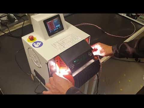 Haloblaze HDTR-D4 - RBK-1 X4  Wire Splice Heat Shrinking In One Operation