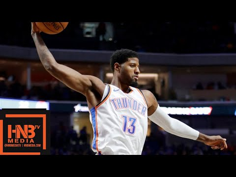 Oklahoma City Thunder vs Atlanta Hawks Full Game Highlights | 10.07.2018, NBA Preseason