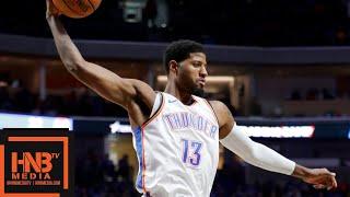 Oklahoma City Thunder vs Atlanta Hawks Full Game Highlights   10.07.2018, NBA Preseason