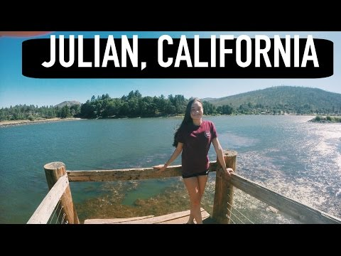 Julian, California | Weekend Trip (2015)