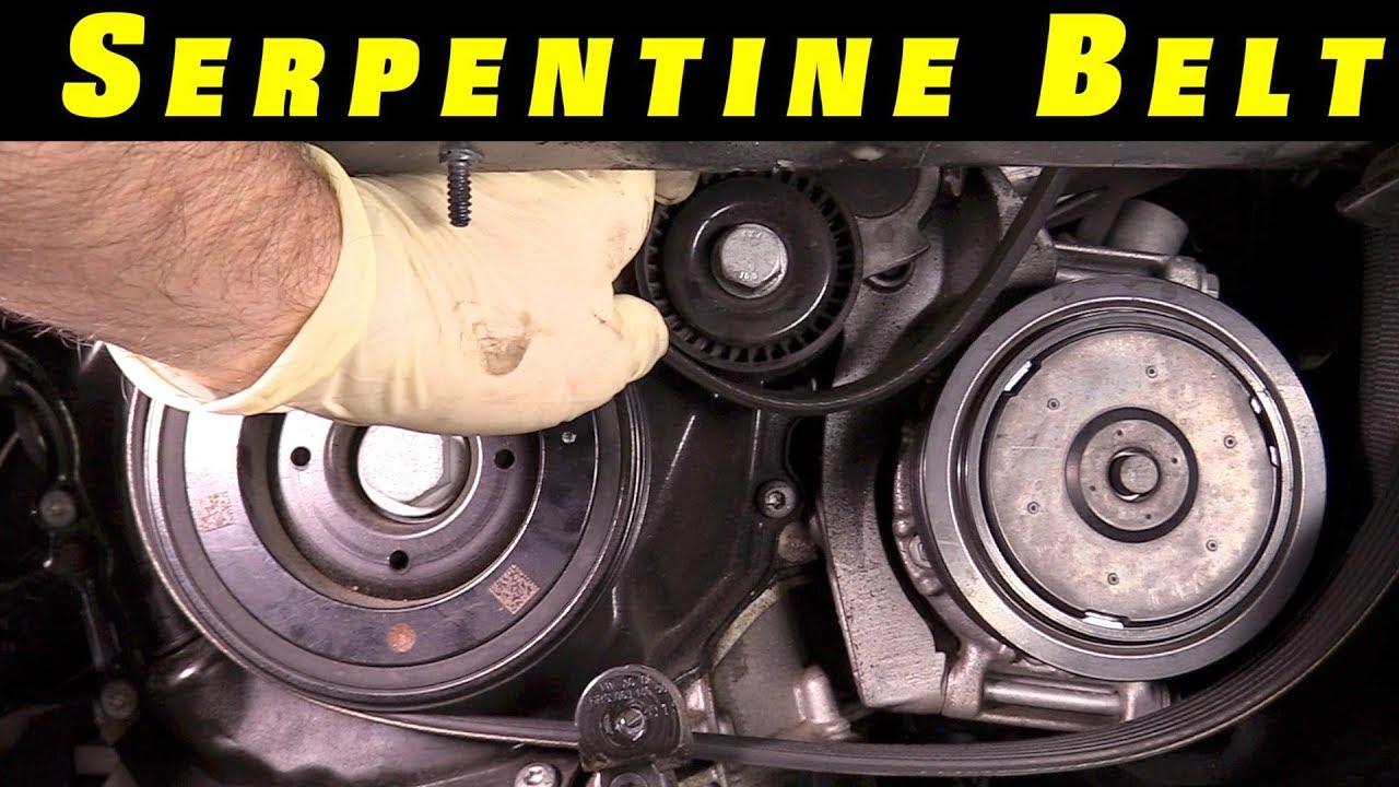93 Chevy 1500 Silverado Serpentine Belt Diagram