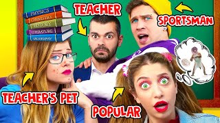 35 TYPES OF STUDENTS YOU ALSO SAW IN YOUR SCHOOL    Funny situations by Bla Bla Jam