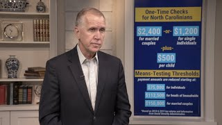 Senator Tillis Discusses Phase III of the Economic Stimulus Relief Package