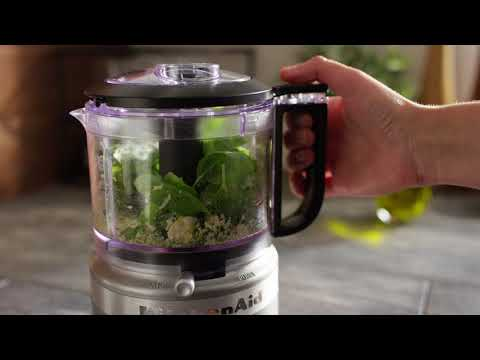 3 5 Cup Food Chopper Overview Youtube