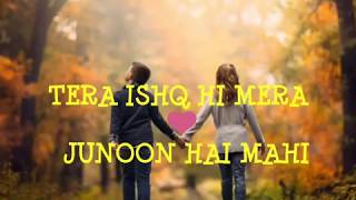 Tera ishq hi mera junoon hai mahi- Madhubala | Madhubala Whatsapp Status