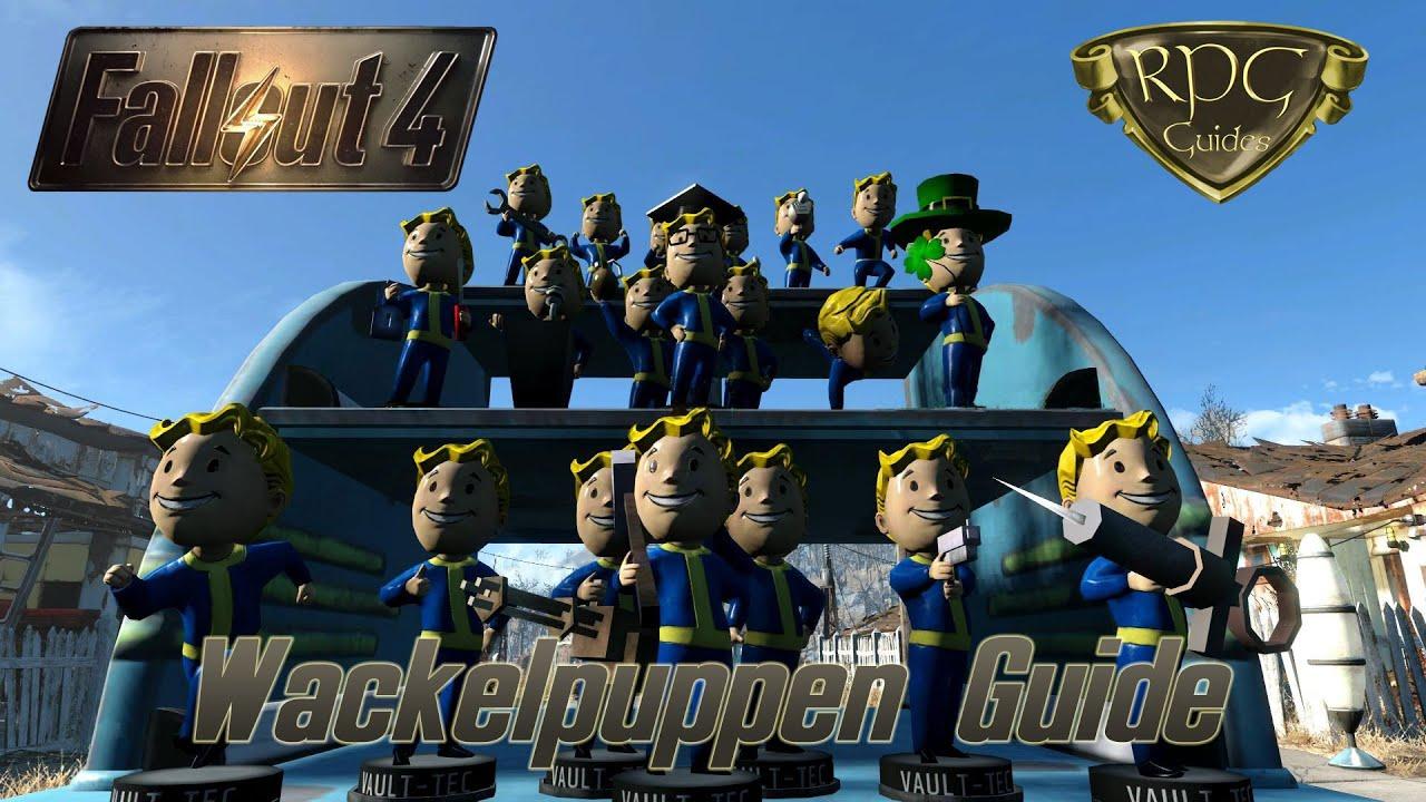 Fallout 4 Wackelpuppen Karte.Fallout 4 Guide Alle 20 Wackelpuppen