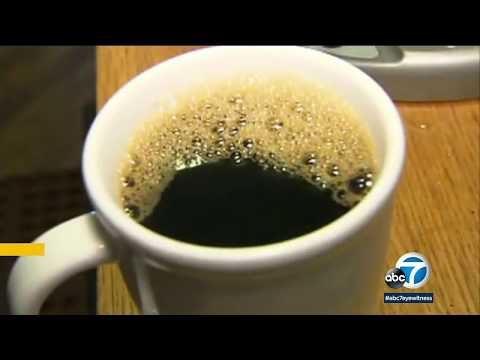 Coffee companies ordered to provide cancer warnings on beverages in CA | ABC7