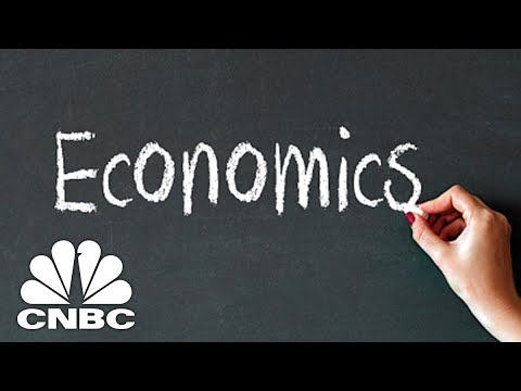 High Schoolers Compete At National Economics Challenge - May 21, 2018 | CNBC