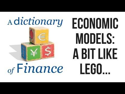 Economic Models: A bit like Lego...