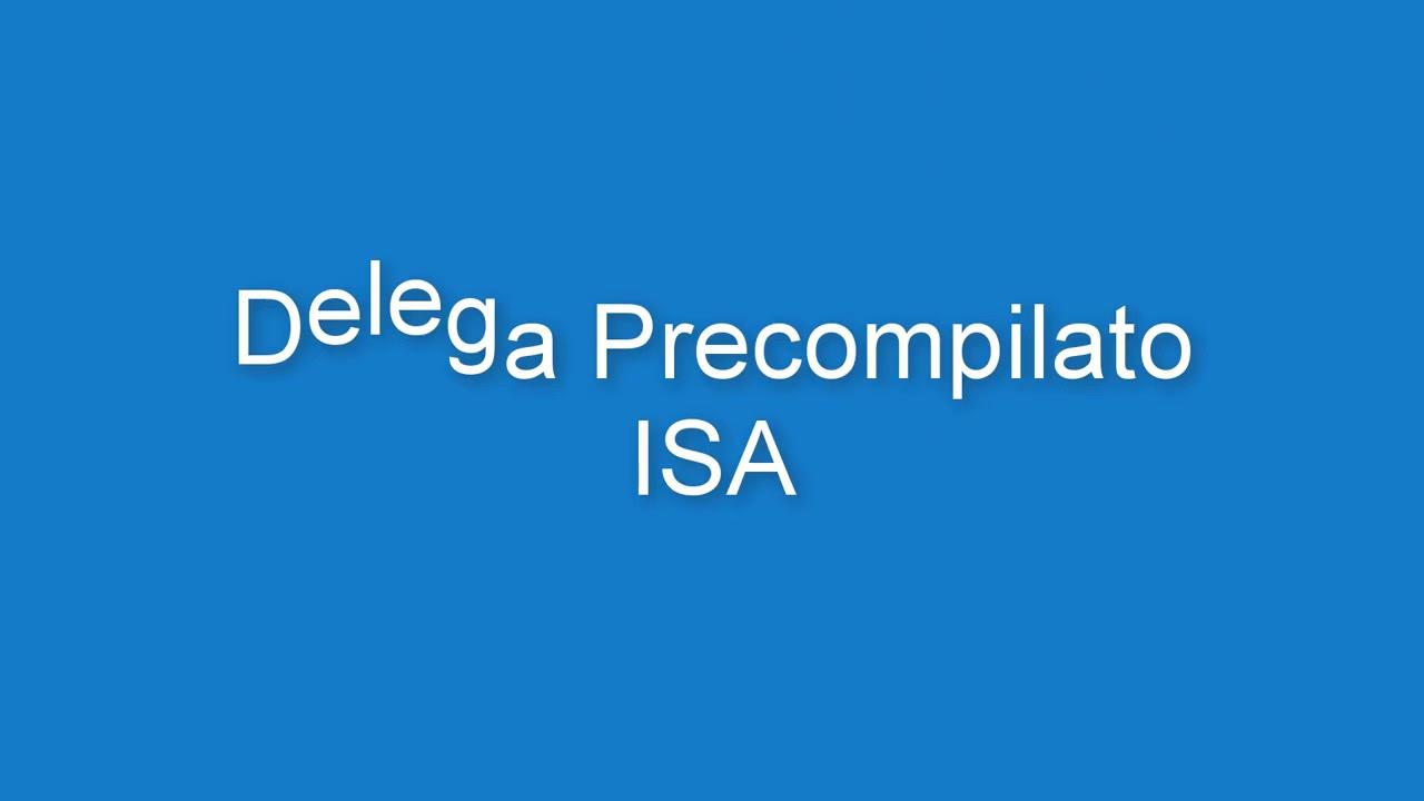 Gestione ISA Teamsystem
