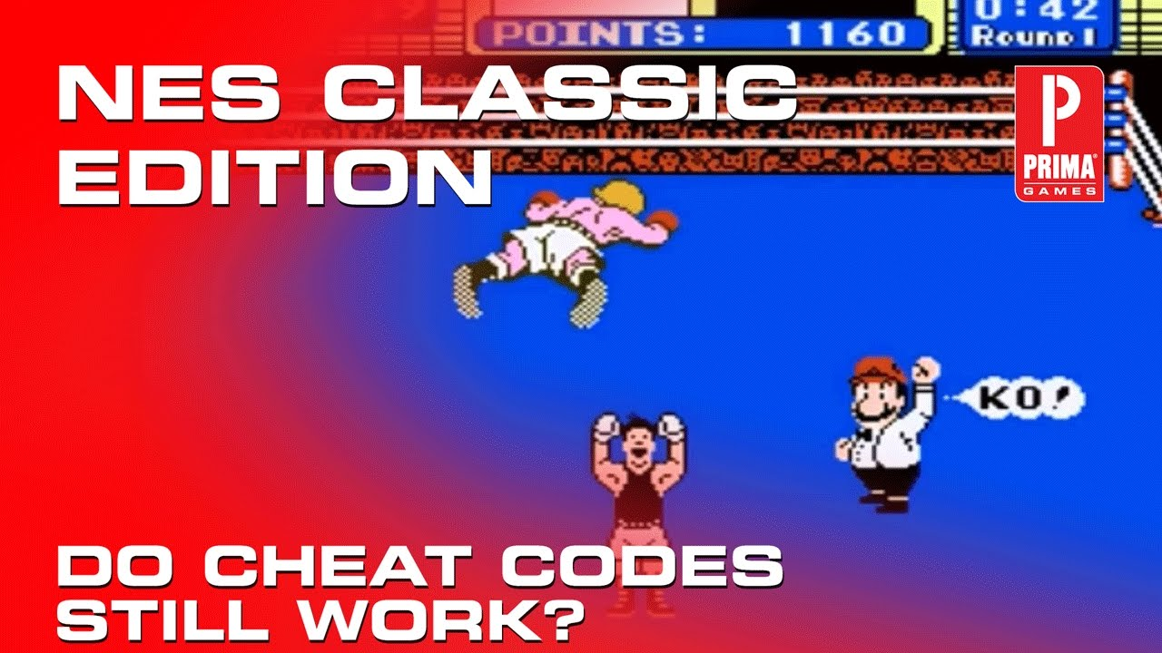 A List Of Old NES Cheat Codes That Still Work With The Mini