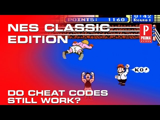 A List Of Old NES Cheat Codes That Still Work With The Mini NES
